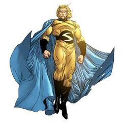 Sentry (Marvel Ultimate Alliance 2)
