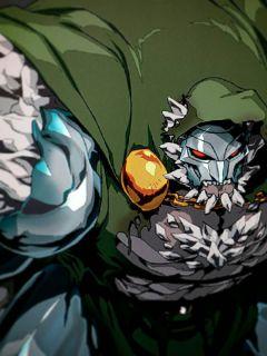 Doctor Doom (Renegades)