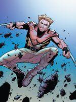 James Hudson Jr. (Earth-1610) from X-Men Blue Vol 1 24 001