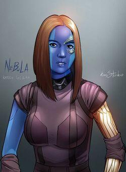 Nebula (Infinity)