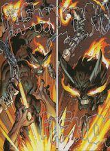 Osborn beating Drago