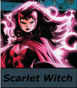 Scarlet Witch Classic Uniform Dialogue