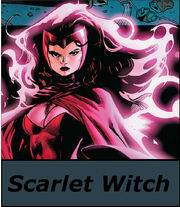 Scarlet Witch Classic Uniform Dialogue