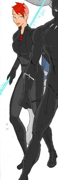 Ultiverse Black Widow