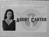 Agent Carter (A!)