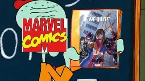 Marvel So Bold?