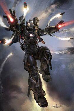War Machine Earth-61615