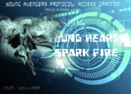 Young Hearts Spark Fire (YA)