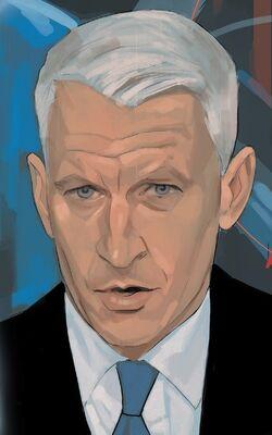 Anderson Cooper (Earth-1010)