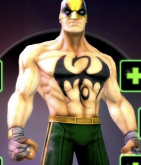 Iron Fist (DR)