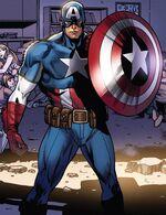 Steven Rogers (Earth-1610) from Ultimate Comics Avengers Vol 1 4