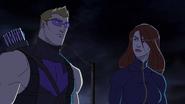 Widow and Hawkeye A! 04