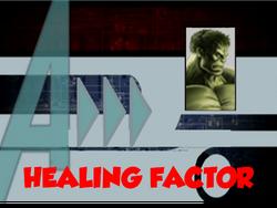 04-Healing Factor