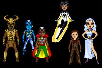 Knights of Laveau