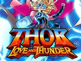 Thor: Love and Thunder (Marvelette film)