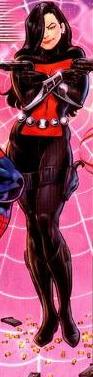 Black Widow Earth 606