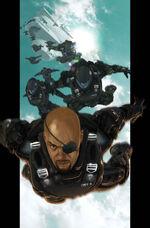 Ultimate Comics Ultimates Vol 1 4 Textless-1