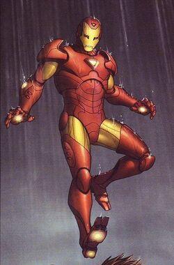 Broken Iron Man