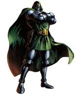 Doctor Doom (Marvel Ultimate Alliance)