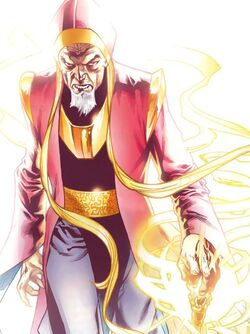 Ancient One (Marvel Ultimate Alliance)
