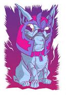 Magneto the Pug