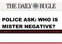 Ultiverse Mister Negative teaser