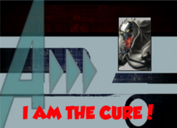 105-I AM THE CURE!