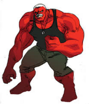 Red Hulk 606