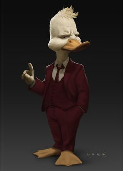Howard the Duck 61615