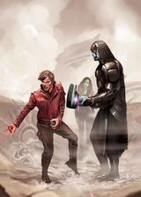Star-Lord Dance Earth-61615