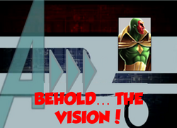 72-Behold... The Vision!