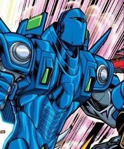 Hammerhand (Earth-5000)