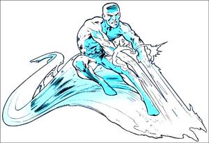Iceman Disambiguation