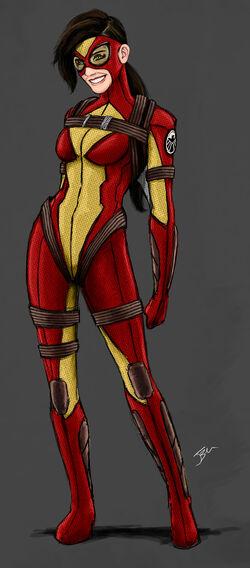 Spider-Woman (Infinitiverse)