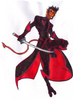 Daredevil Mutantverse