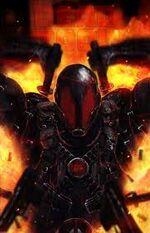 Deadpool 2099 by rhinoting