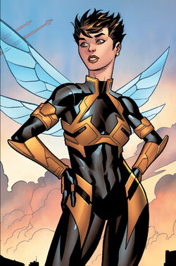 Wasp Earth 609