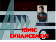 Ionic Enhancement (A!)