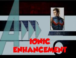 18-Ionic Enhancement