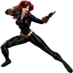 Black Widow (Marvel Ultimate Alliance)
