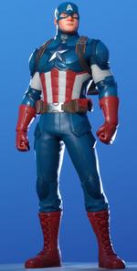 Captain America Megaverse