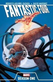 Fanastic-four-season-one cover-art