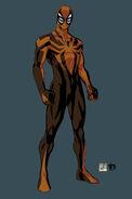 Spider man 7 0 sean izaakse redesign by darknight7-d4g29qk
