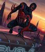 Spider-Man 2099 (Skrulls Conquered Earth)