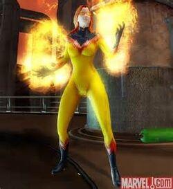 Firestar (Marvel Ultimate Alliance 2)