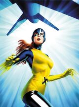 Jean Grey Marvel Girl 61615