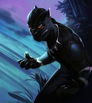 Secret Origin of Black Panther