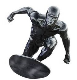 Silver Surfer (Marvel Ultimate Allaince)