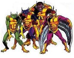 Ani-Men (Marvel Ultimate Allaince 3)