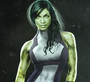 Dawson she-hulk